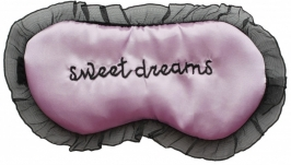 Маска для сна Silenta Sweet Dreams Сиреневая