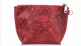 Косметичка HiArt CB-01 Shabby Red Berry ′Mehendi Art′
