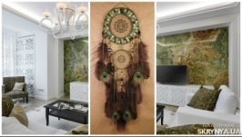 Dreamcatcher onyx green mosaic Dream Catcher Large Dreamcatcher