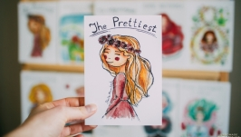 Листівка ′The Prettiest′