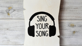Постер «Sing Your Song»