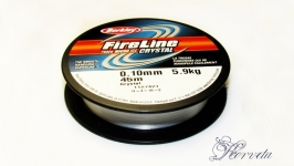 Нить FireLine Crystal 0.10 mm