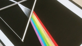 Декоративное панно Dark Side of the Moon