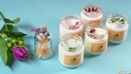 Home Fairy candle